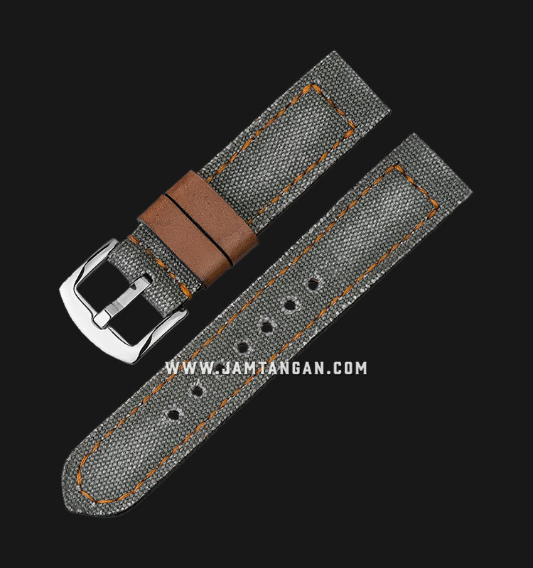 Strap Celdy 20mm CVBROWN-20 with Stainless Steel Buckle Machtwatch