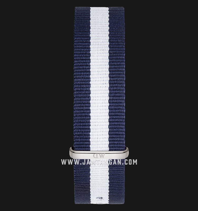 Strap Daniel Wellington DW00200018-20x18 Glasgow Men 20mm NATO Strap Machtwatch