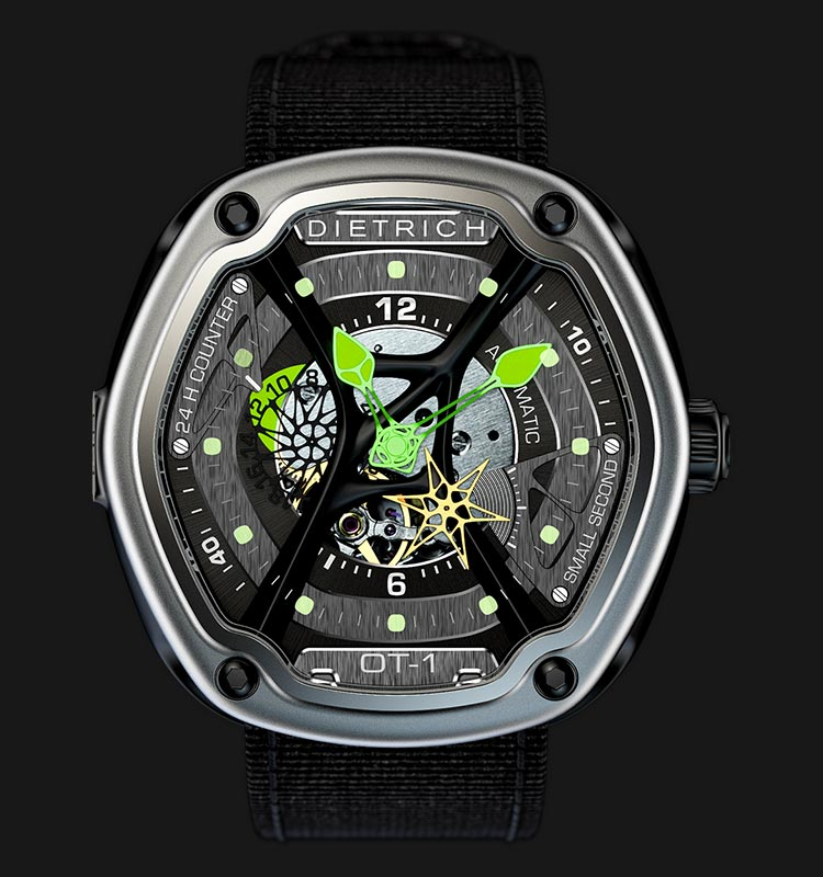 DIETRICH OT-1 Organic Time 1 Watches Machtwatch