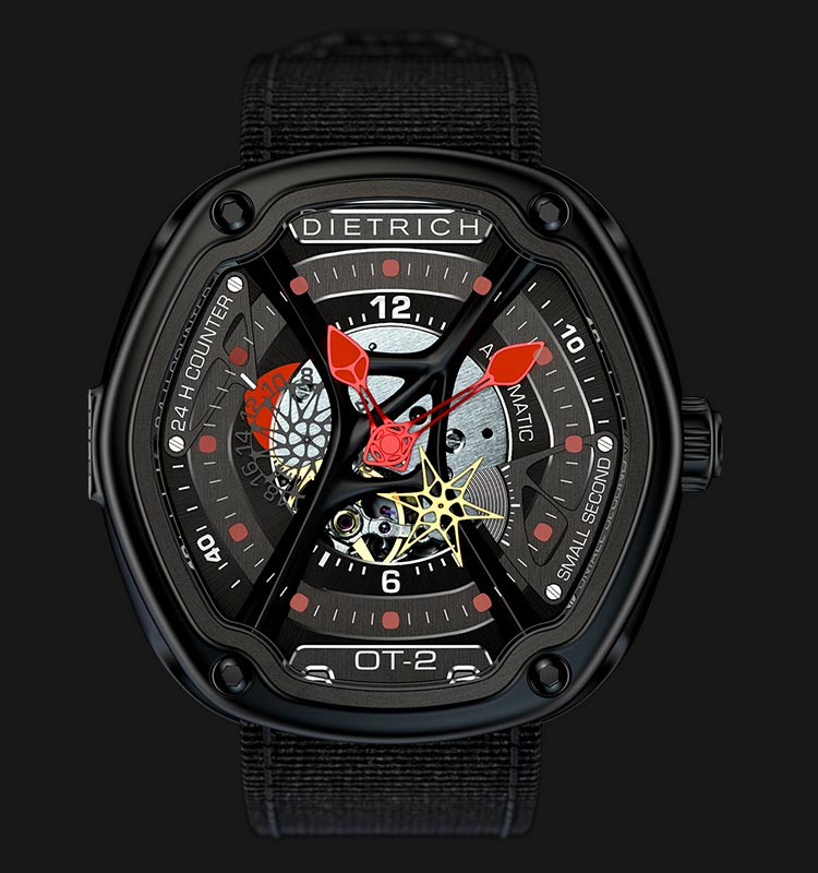 DIETRICH OT-2 Organic Time 2 Watches Machtwatch