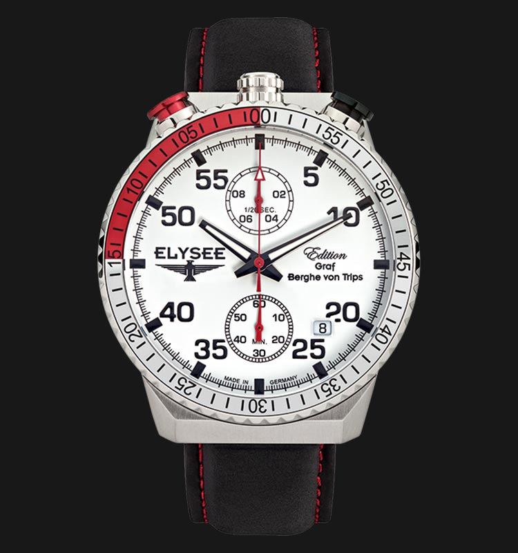 ELYSEE RALLY TIMER I - 80516 Machtwatch