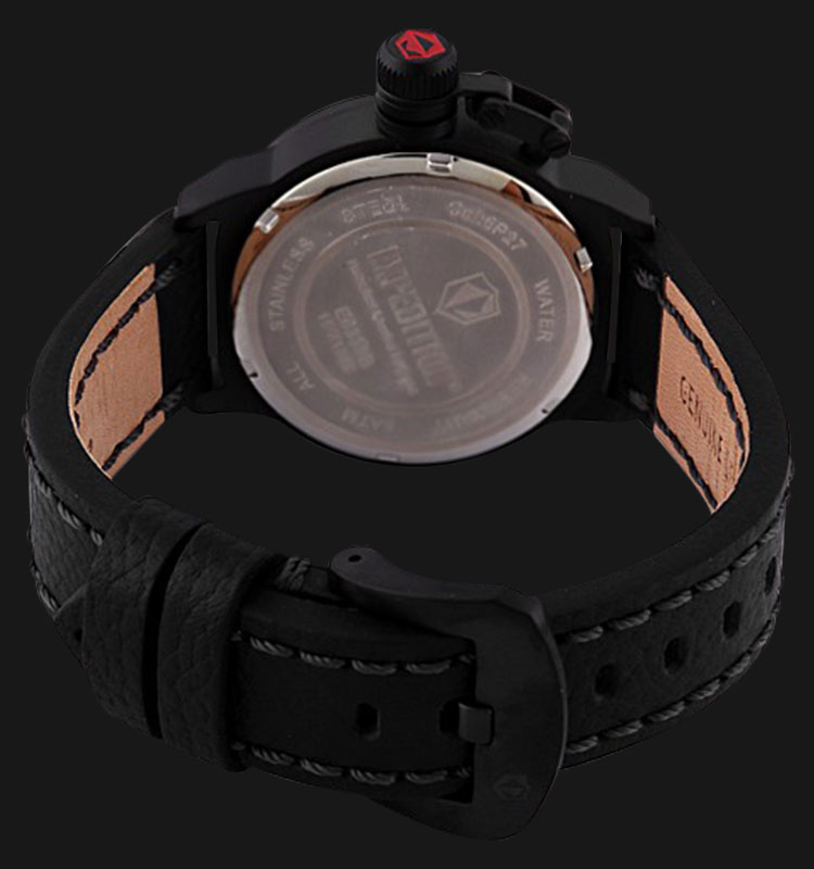 Expedition E6339-BFLIPBASL Woman Black Dial Black Genuine Leather Strap Thumbnail