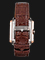 Expedition E 6757 BF LGRBA Ladies Black Dial Brown Leather Strap Thumbnail