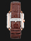 Expedition E 6757 BF LTRSL Ladies White Dial Brown Leather Strap Thumbnail