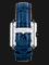 Expedition E 6757 BF LTUBU Ladies Black Dial Blue Leather Strap Thumbnail