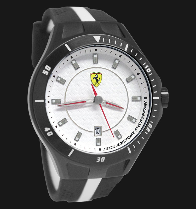 Ferrari 0830104 Scuderia Rubber Machtwatch