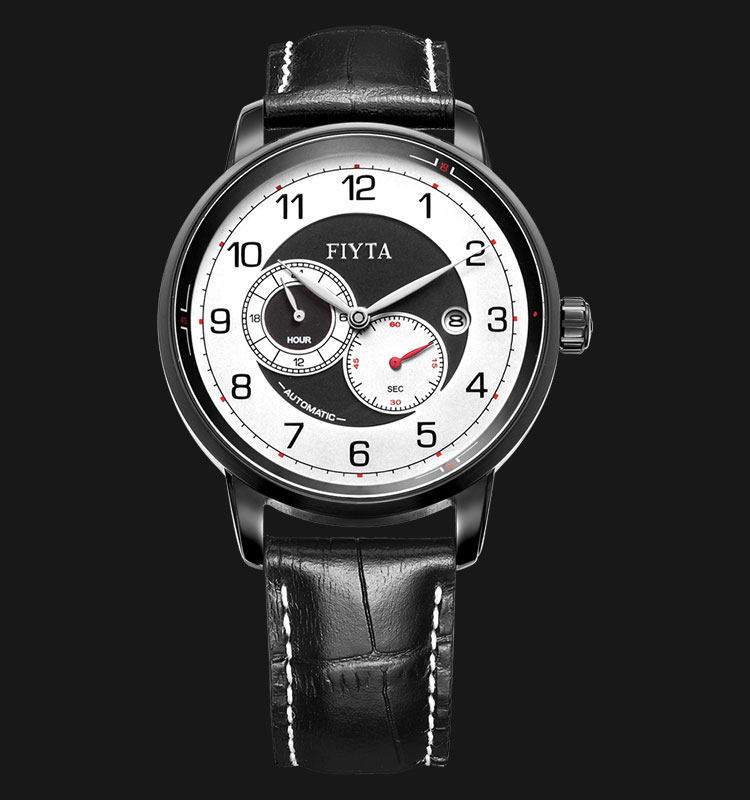 FIYTA Photographer Men Steel Automatic Watch DGA0046.BCB Machtwatch