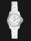 Fossil CE1085 Cecile White Dial White Ceramic Strap Thumbnail