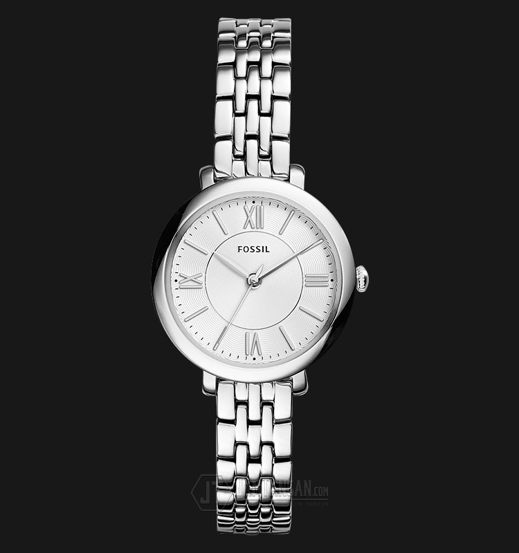 Fossil ES3797 Jacqueline Mini Stainless Steel Machtwatch