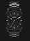 Fossil FS4775 Machine Black Dial Black Plated Stainless Steel Thumbnail
