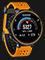 Garmin 010-03717-6D Forerunner 235 Solar Digital Dial Yellow Rubber Strap Thumbnail