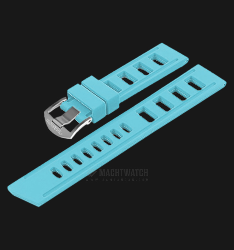 Strap Isofrane ISO-IN-22mm-Turquoise Machtwatch
