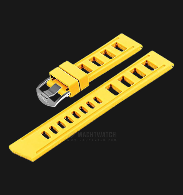 Strap Isofrane ISO-IN-22mm-Yellow Machtwatch