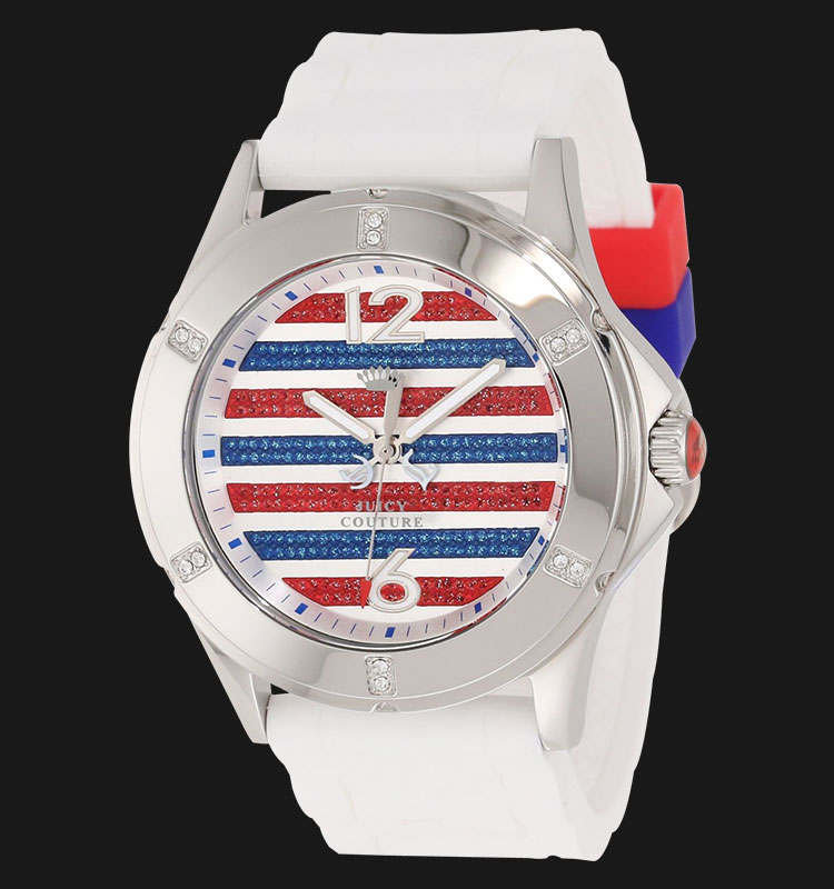 Juicy Couture 1900998 Rich Girl White Silicon Machtwatch
