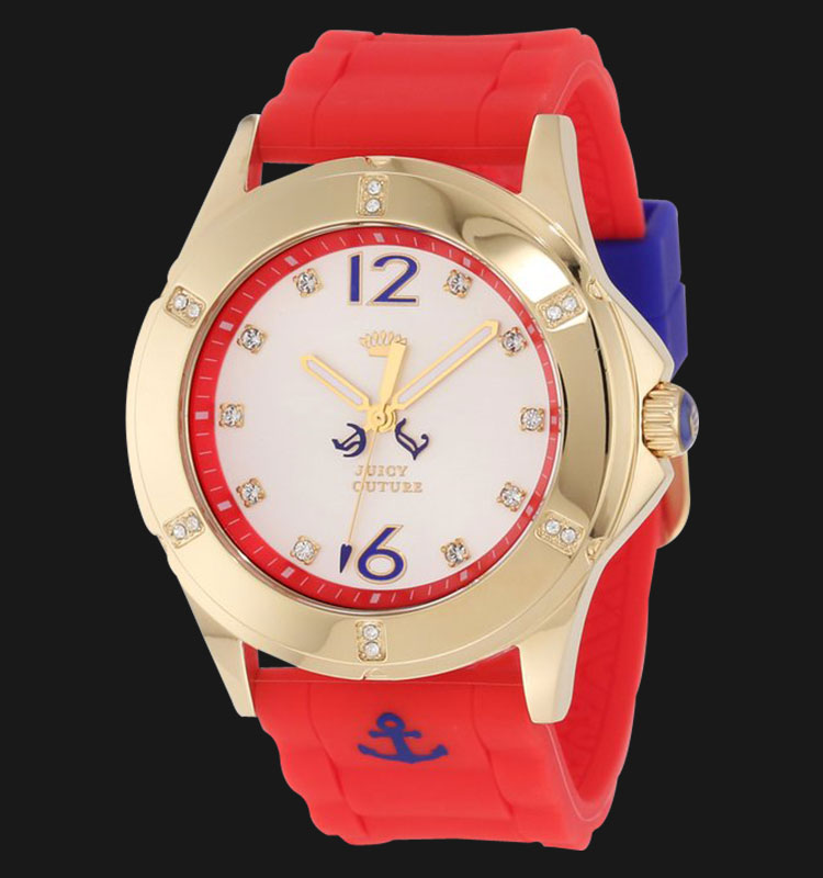 Juicy Couture 1900999 Rich Girl Red Silicon Machtwatch