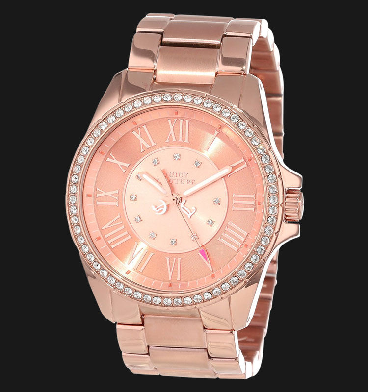 Juicy Couture 1901011 Stella Rose Gold Bracelet Machtwatch