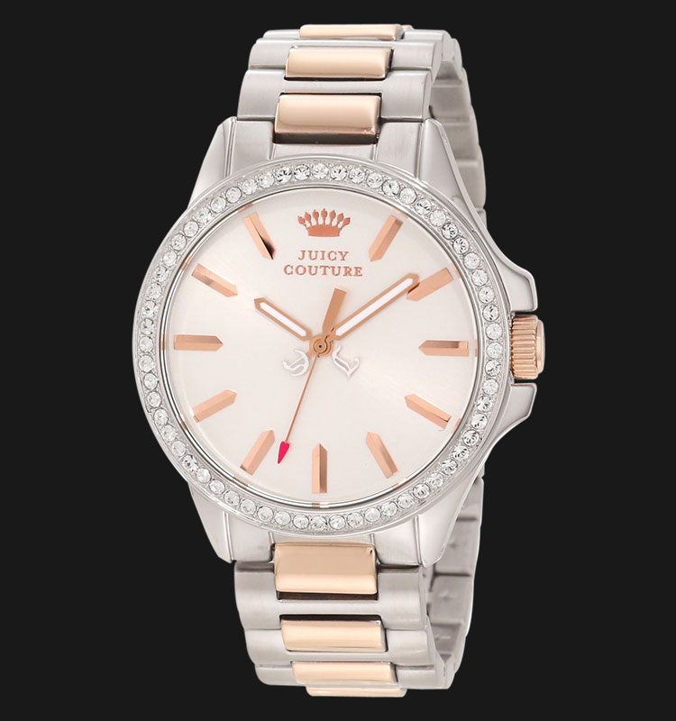 Juicy Couture 1901024 Jetsetter Rose Gold Bracelet Machtwatch