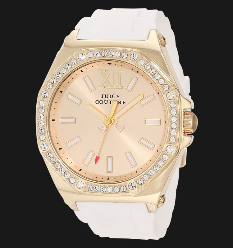 Juicy Couture 1901032 Chelsea White Silicon Machtwatch