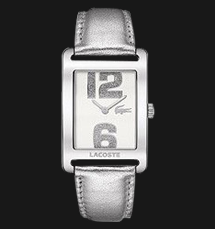 Lacoste 2000652 Andorra Silver Leather Machtwatch
