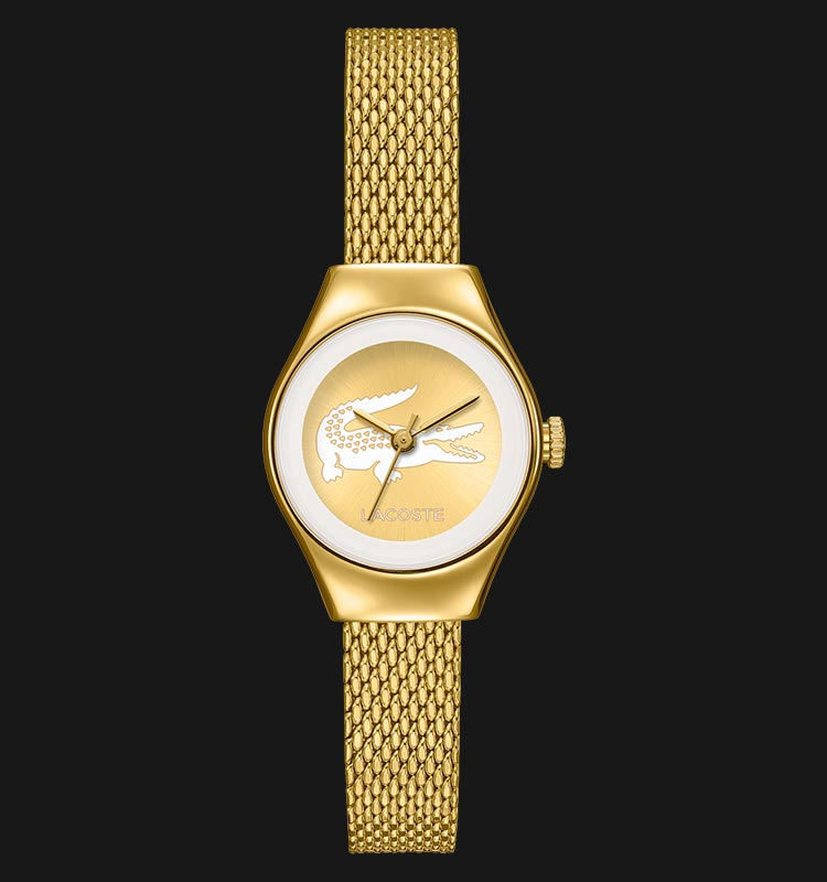 Lacoste 2000876 Valencia Gold Ion SS Mesh Machtwatch