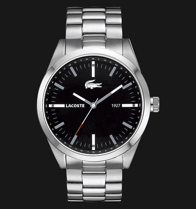 Lacoste 2010612 Montreal Stainless Steel Machtwatch