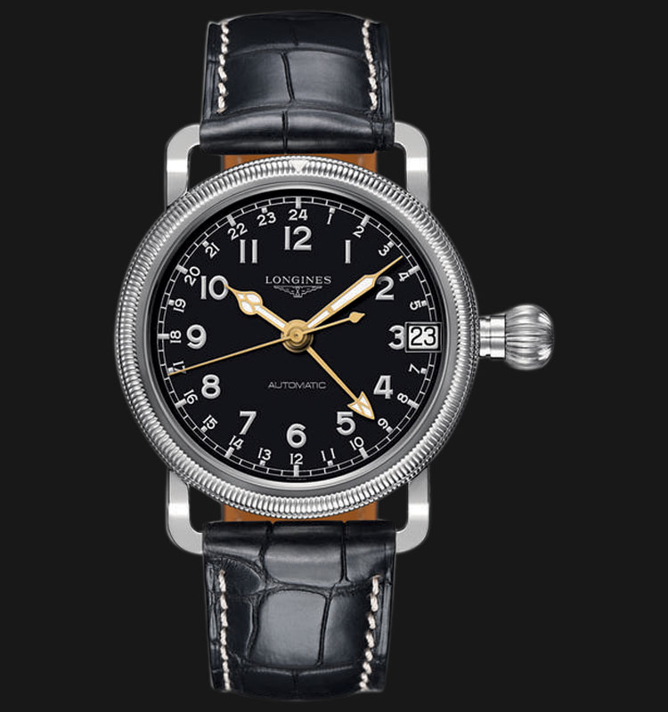 The Longines Heritage GMT L2.778.4.53.0 Machtwatch