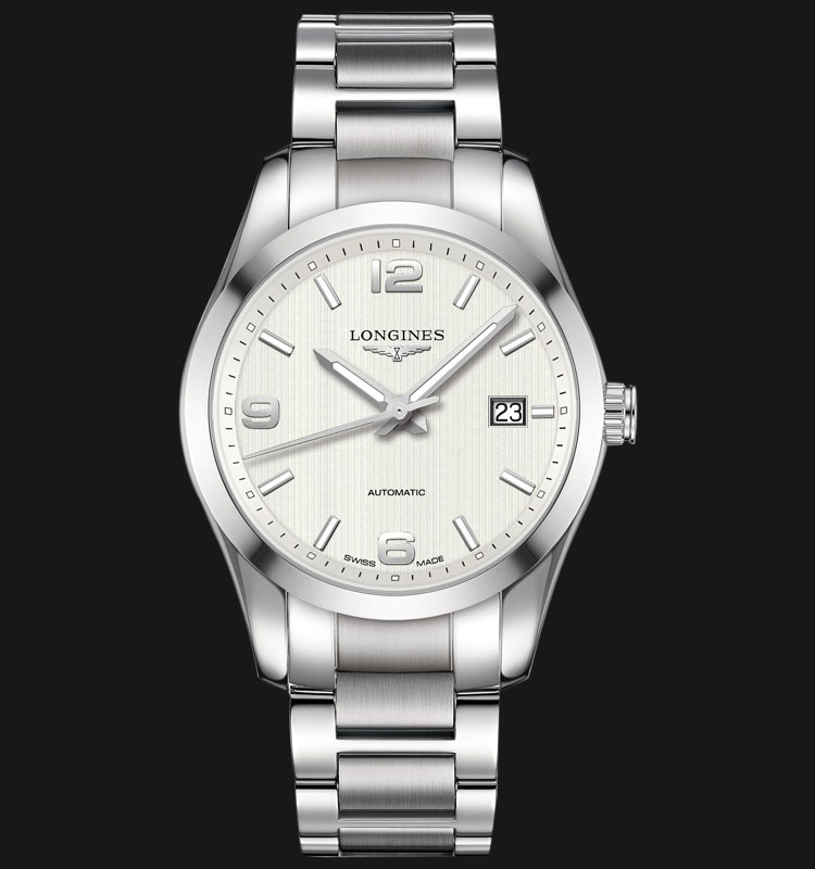 Longines Conquest Classic L2.785.4.76.6 Machtwatch