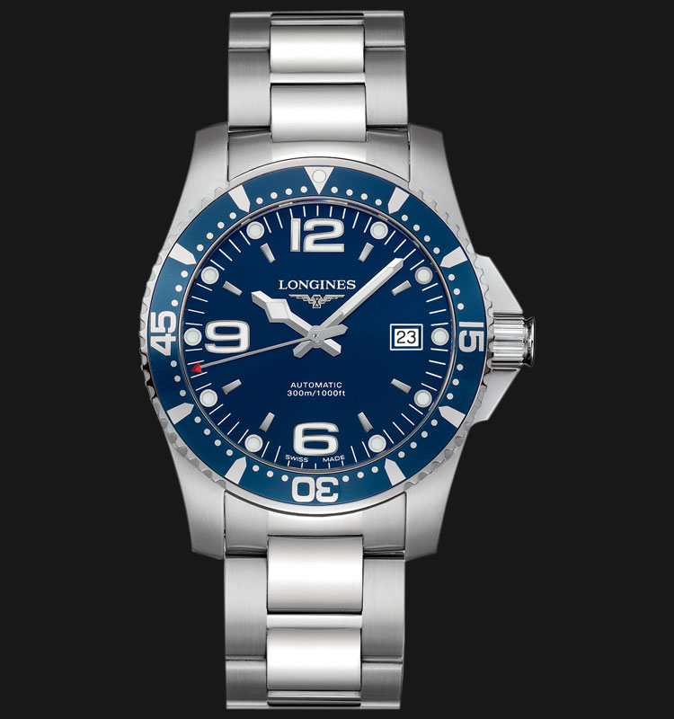 Longines Hydroconquest L3.642.4.96.6 Machtwatch