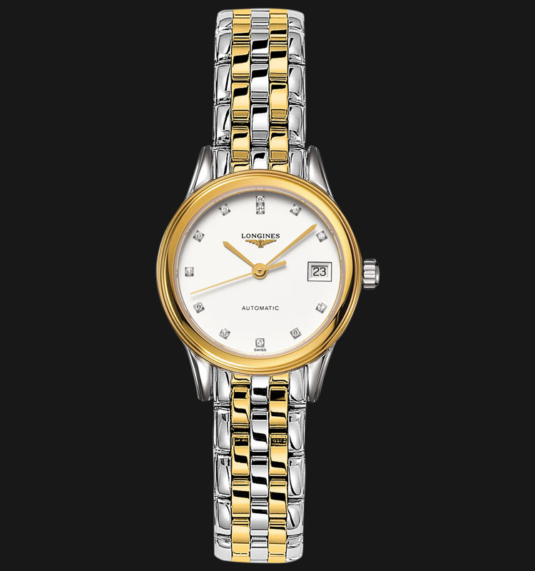 The Longines Flagship L4.274.3.27.7 Machtwatch