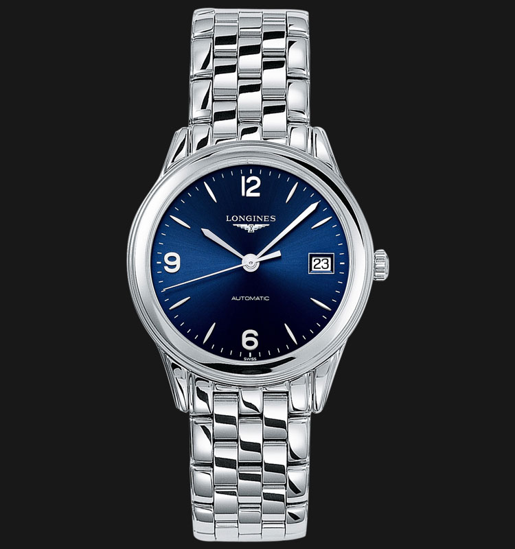 The Longines Flagship L4.774.4.96.6 Machtwatch
