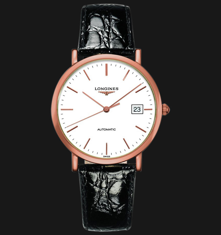 The Longines Elegant Collection L4.787.8.12.0 Machtwatch
