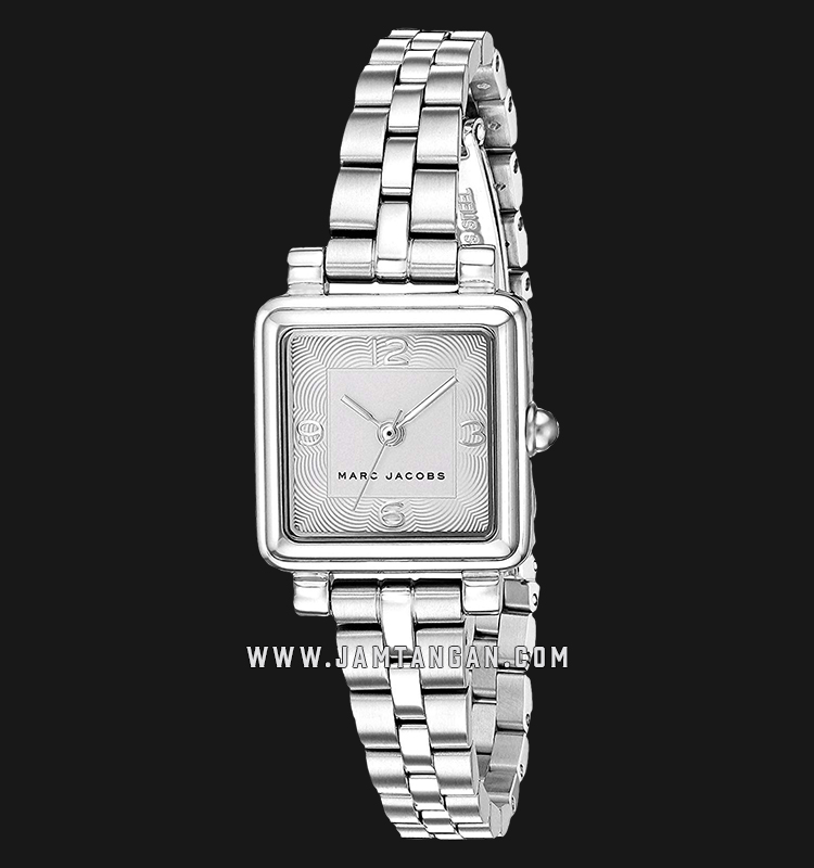 Marc Jacobs Vic MJ3529 Silver Dial Stainless Steel Strap Machtwatch