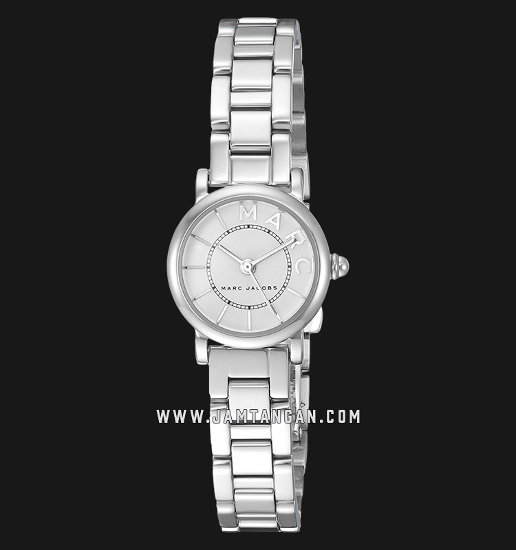 Marc Jacobs Classic Mini MJ3564 White Dial Stainless Steel Strap Machtwatch