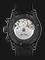 Mido M025.627.36.061.10 Multifort Chronograph Adventure Man Black Dial Brown Leather Strap Thumbnail