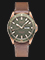 Mido M026.430.36.091.00 Ocean Star Automatic Man Green Dial Brown Leather Strap Thumbnail
