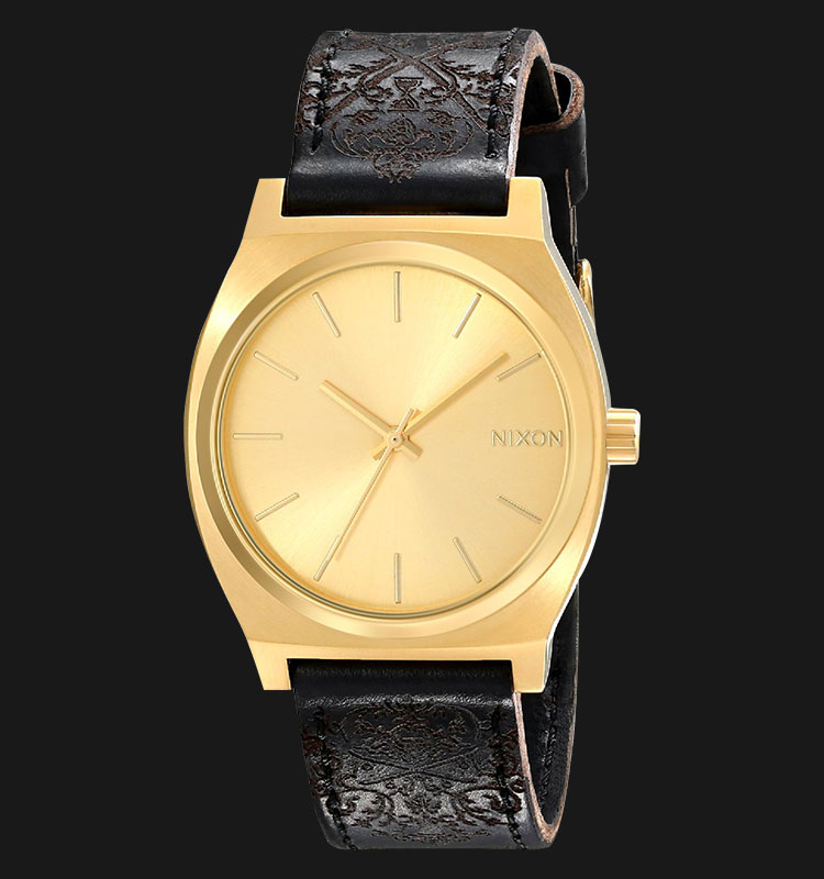NIXON A0451882 Time Teller Gold Ornate Machtwatch