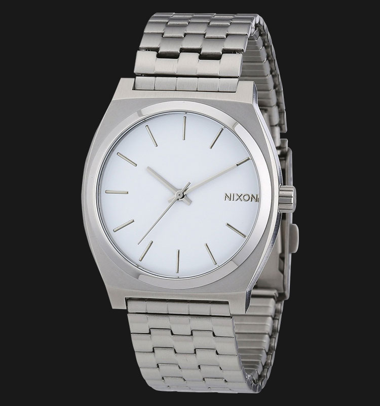 NIXON A0451920 Time Teller All Silver Machtwatch