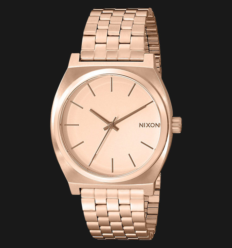 NIXON A045897 Time Teller All Rose Gold Machtwatch