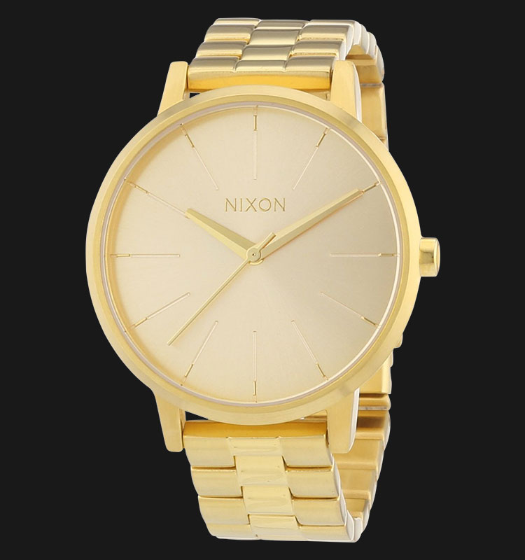 NIXON A099502 Kensington All Gold Machtwatch
