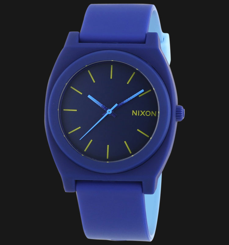 NIXON A1191391 Time Teller P Navy/Sky Blue Fade Machtwatch