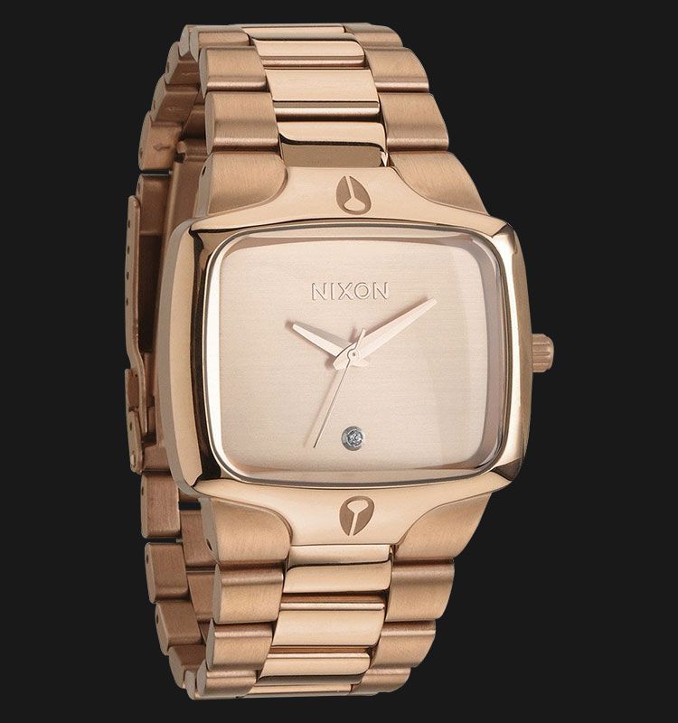 NIXON A140897 Player All Rose Gold Machtwatch
