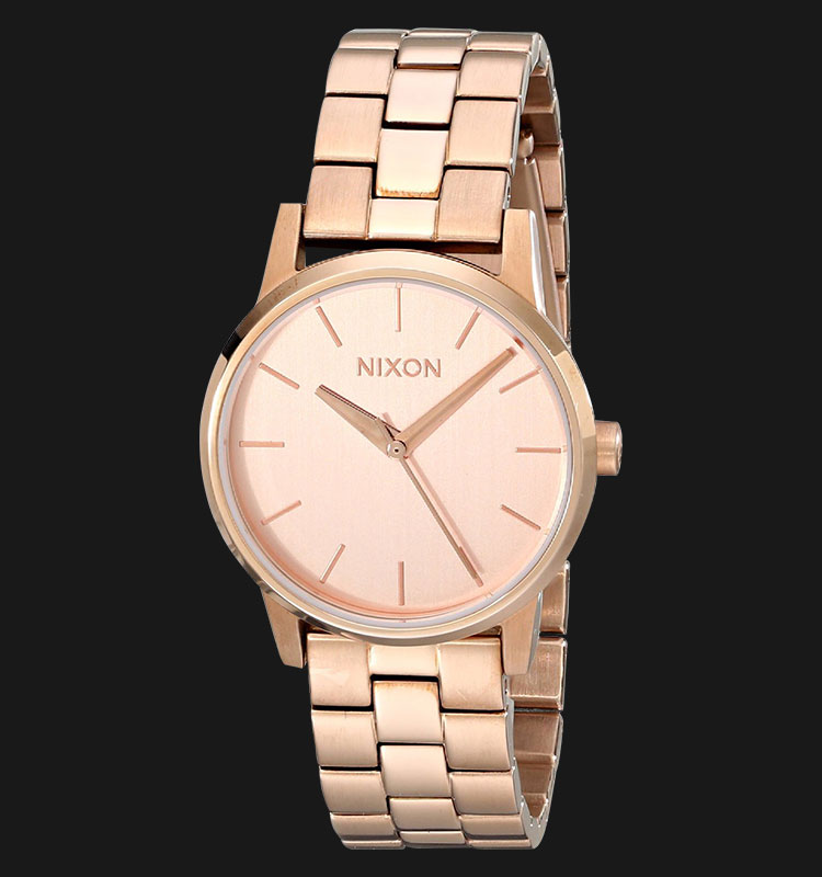 NIXON A361897 Small Kensington All Rose Gold Machtwatch