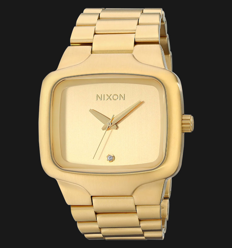 NIXON A487502 Big Player All Gold Machtwatch