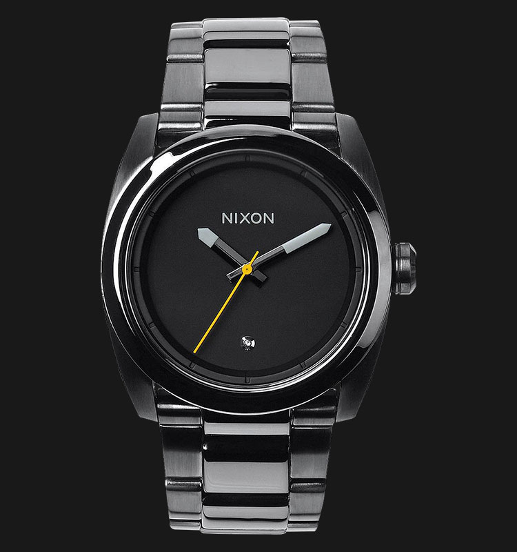 NIXON A507131 Jefe Gun Metal Machtwatch