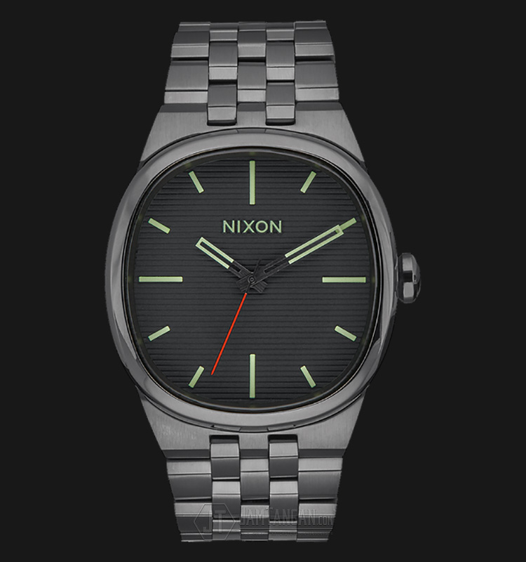 NIXON A9781418 Expo Black Dial Stainless Steel Watch Machtwatch