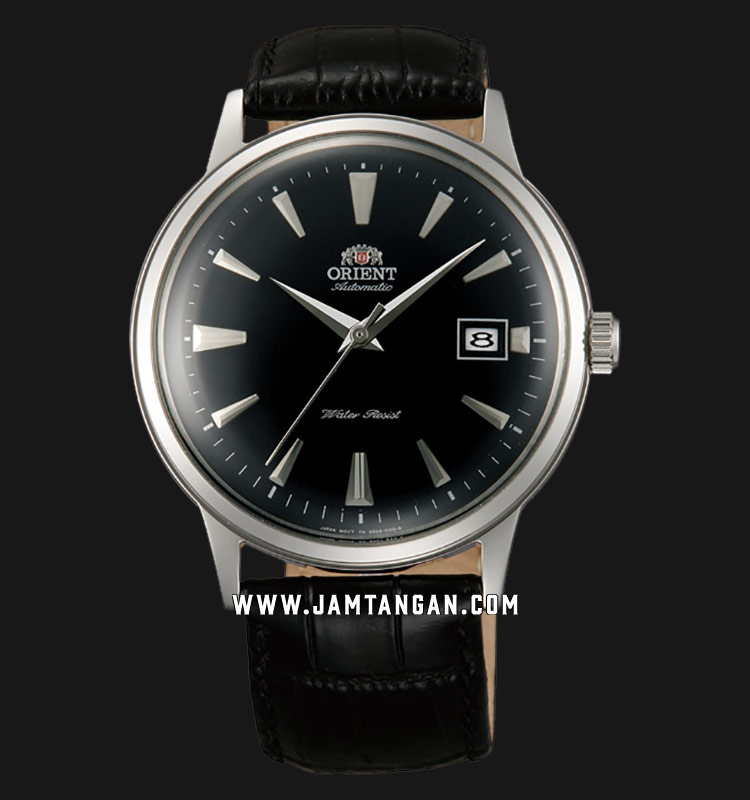 Orient FAC00004B Classic Automatic Black Dial Stainless Steel Case Machtwatch