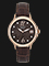 Orient FAC07001T Elegance Automatic Ladies Brown Dial Brown Leather Strap Thumbnail