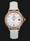 Orient FAC07002W Fashionable Automatic Elegance Ladies White Dial White Leather Strap Thumbnail