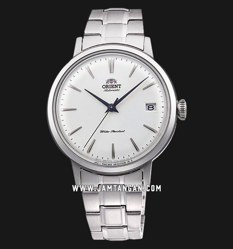 Orient Classic Bambino RA-AC0009S Automatic Ladies White Dial Stainless Steel Strap Machtwatch