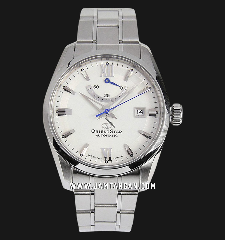 Orient Classic RE-AU0006S Automatic Men Silver Dial Stainless Steel Strap Machtwatch